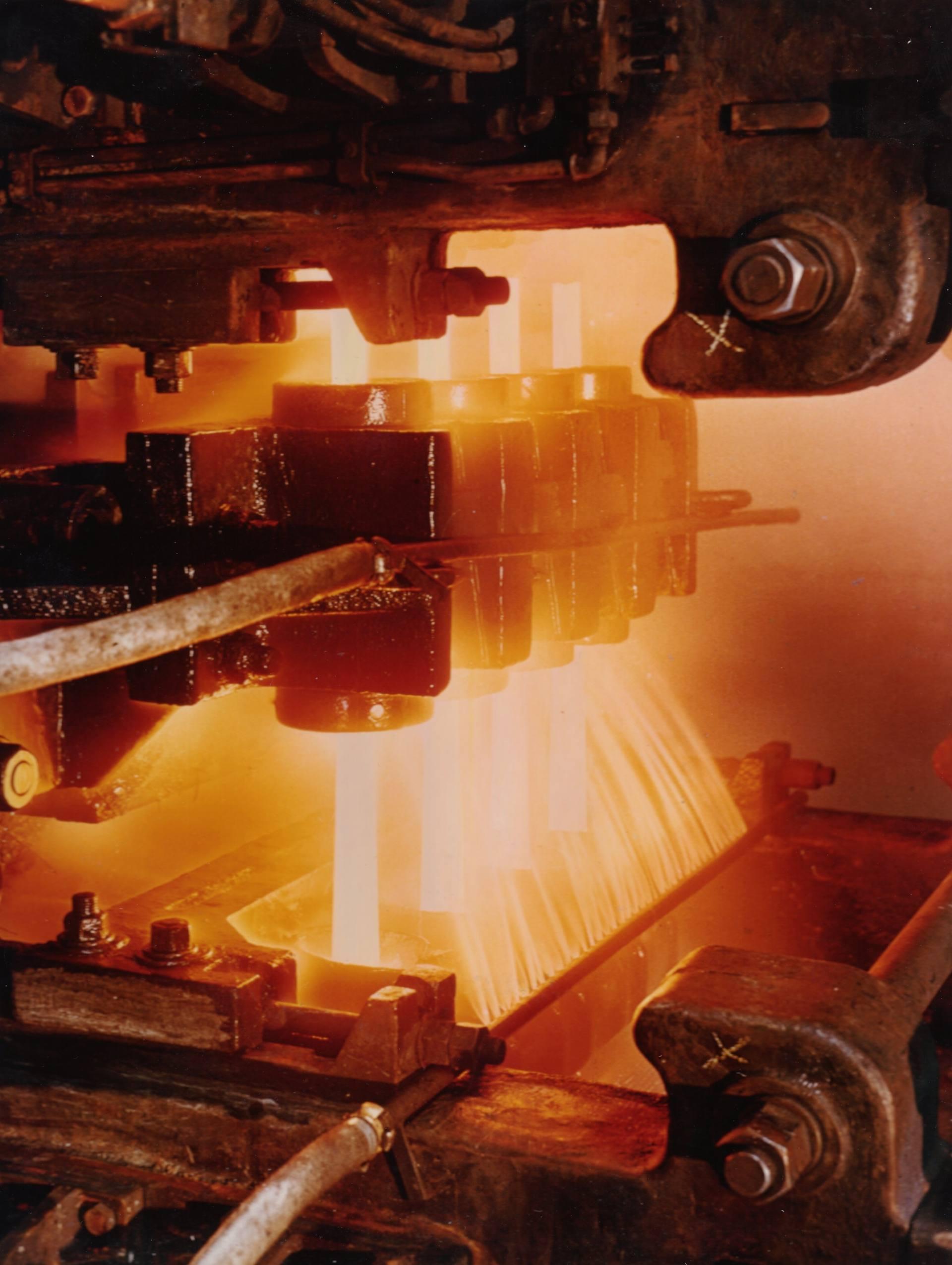 Forte augmentation dans l'industrie allemande : une aubaine pour les ouvriers allemands… et français !