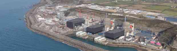 70 jours d'arrêts du réacteur Flamanville 2 pour maintenance