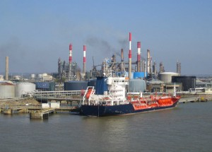 raffinerie de donge (total)