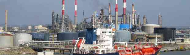 Lifting pour la Raffinerie de Donges
