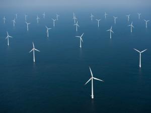 """L'eau et les énergies renouvelables, les deux """"carburants"""" de cette usine particulière."""