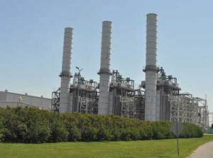 Centrale de co-génération au gaz de Sarnia, Ontario