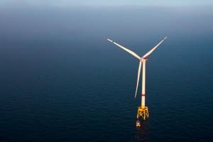 Alstom Haliade, éoliene offshore