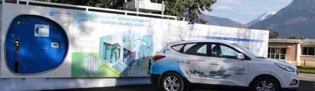 H2V : Une usine d'hydrogène vert en Normandie