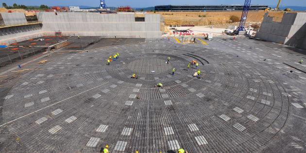 ITER : les fondations de l'énergie de demain son posées