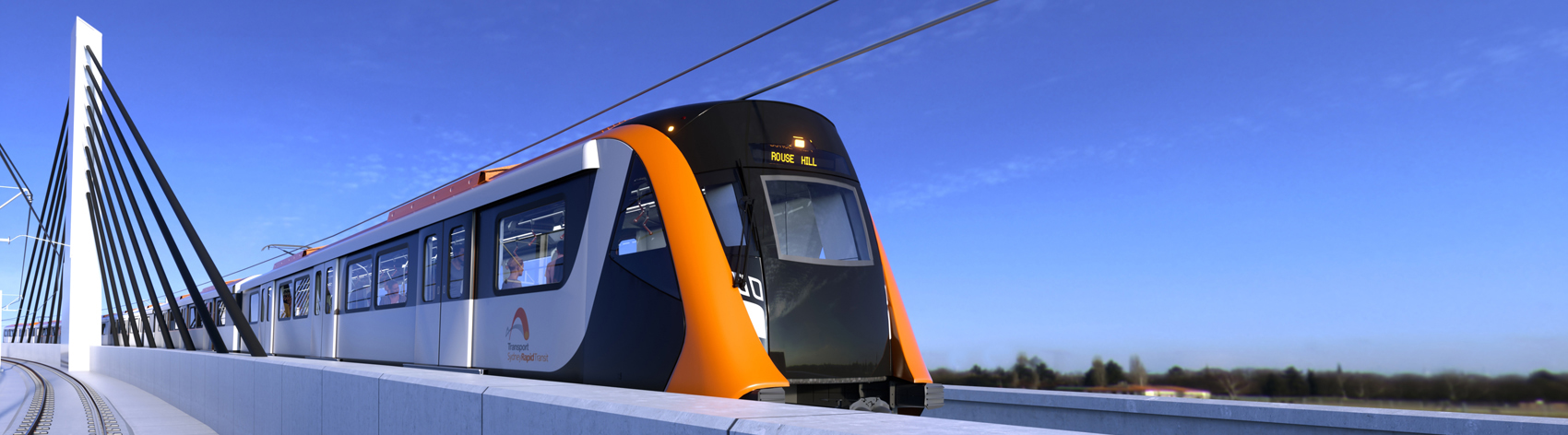 Alstom : un train interurbain automatique pour l'Australie