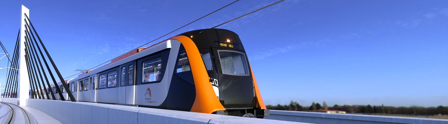 Alstom : un train interurbain automatique pour l'Australie