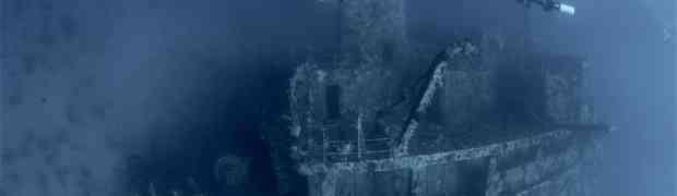 Une opération de maintenance... au fond de la mer et en apnée !