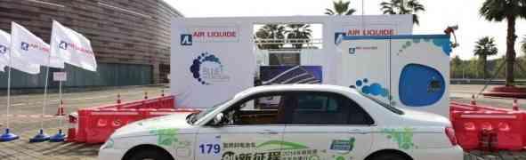Pile à combustible : un voyage de 10000 km en voiture !