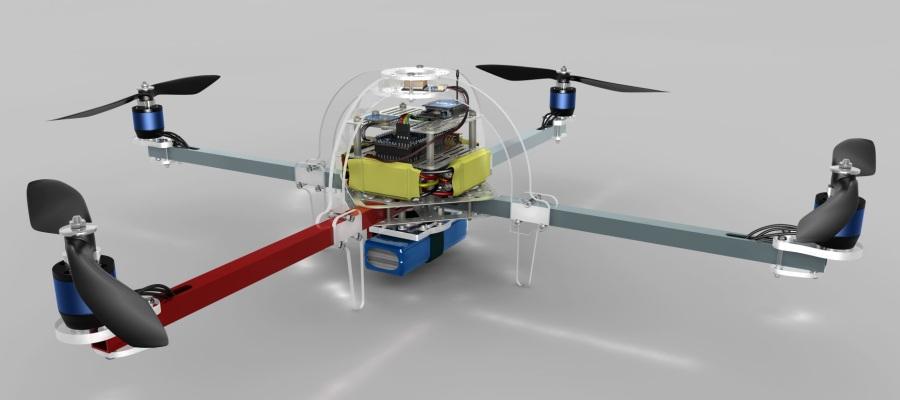 Les drones pourraient bien survoler les techniciens de maintenance pour les assister lors d'opération périlleuses.