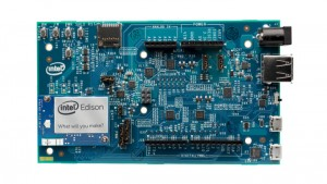 L'Intel Edison, riposte aux Raspberry Pi et autres arduinos