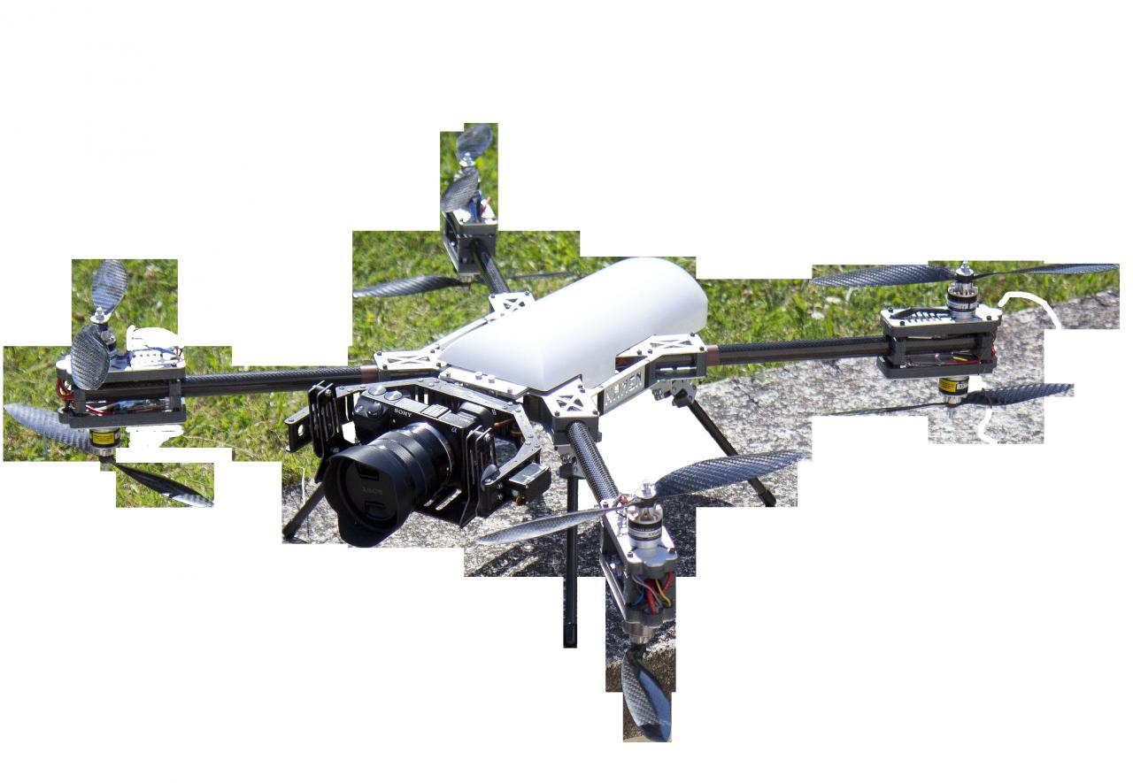 Le premier drone certifiés Atex arrive !