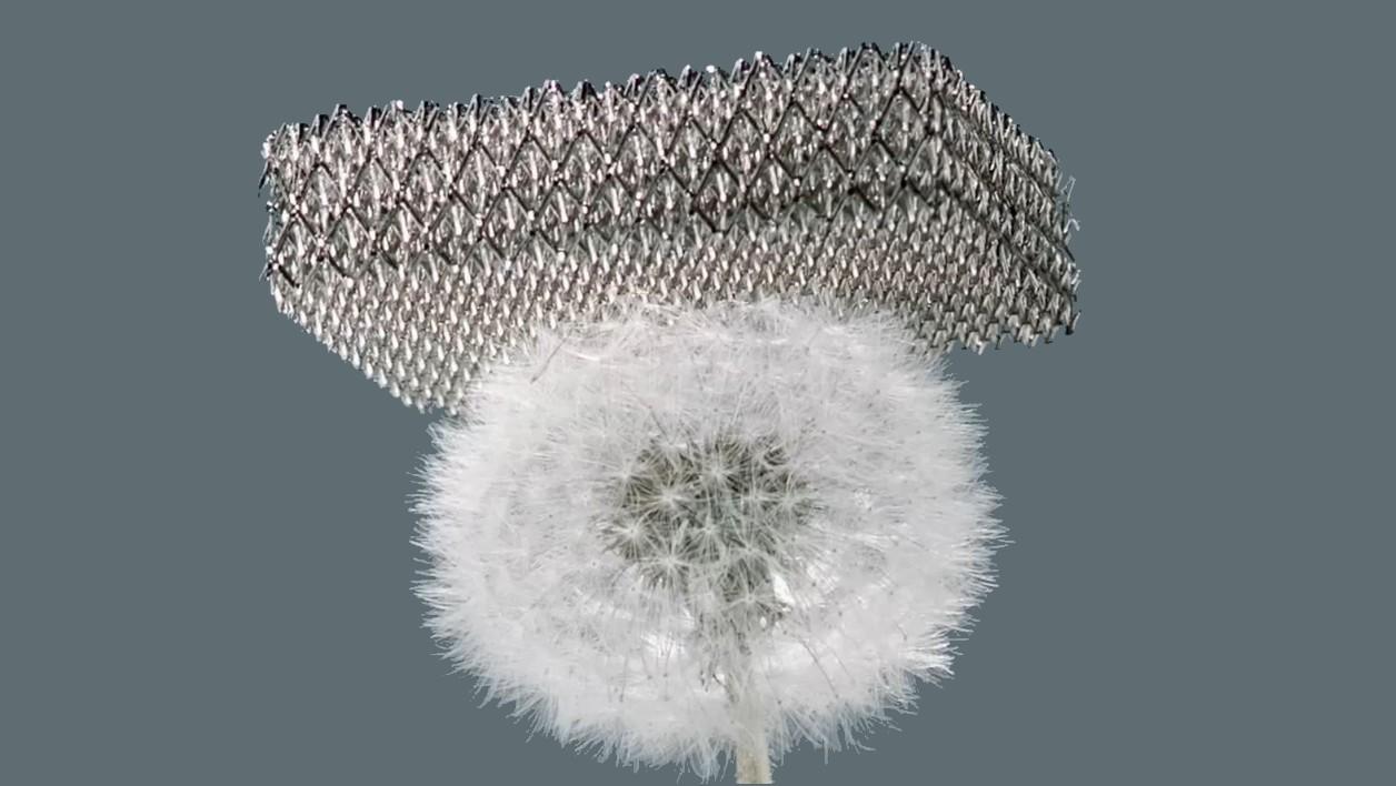 Boeing nous parle du métal le plus léger du monde : le Microlattice