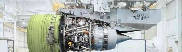 De l'impression 3D pour la maintenance des moteurs d'avions