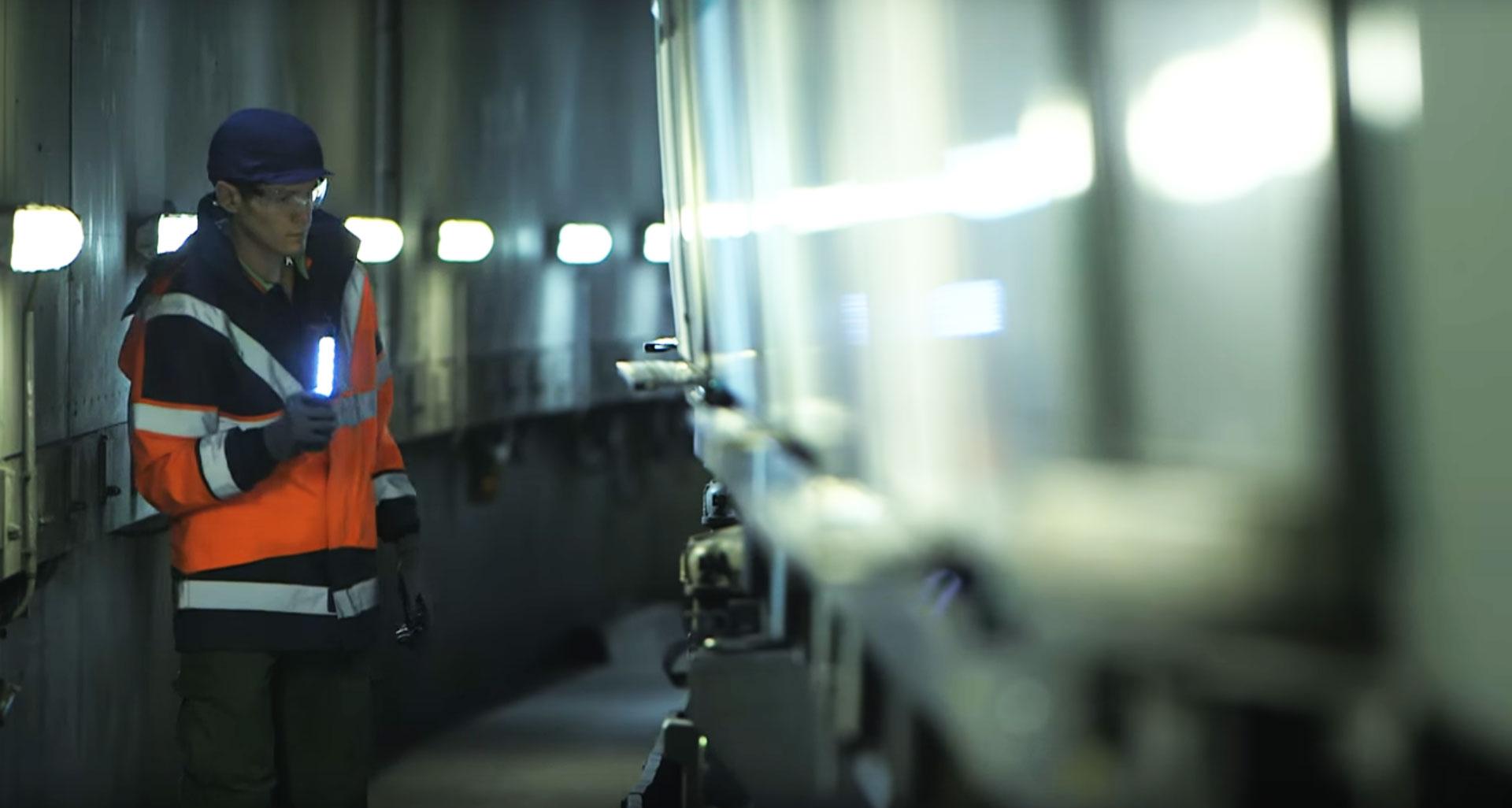 [video] dans les coulisses de la maintenance de la RATP