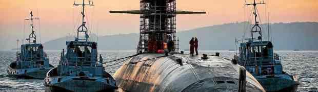 Le sous-marin nucléaire Le Téméraire en maintenance pour 18 mois