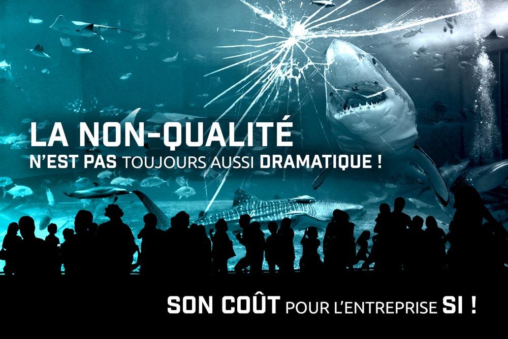 L'Afnor mène l'enquête sur la non-qualité dans l'industrie en France