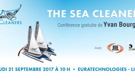 Océans : Conférence The Seacleaners à Lille le 21 septembre