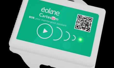 Bob Assistant : nouveau boitier intelligent d'analyse vibratoire pour l'industrie