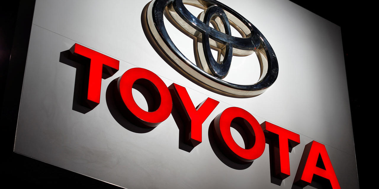 Toyota s'associe pour penser à la voiture autonome de demain