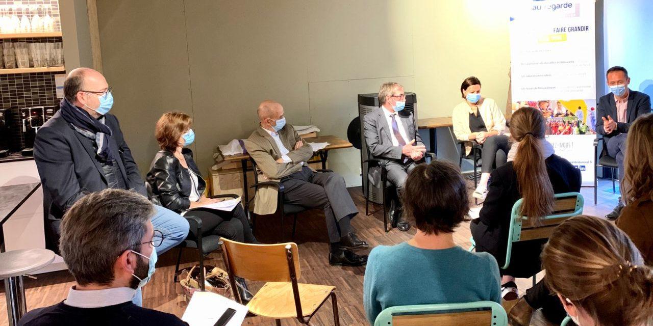 DSDSYSTEM et l'Institut Pasteur de Lille au rendez-vous de la 5e édition des rencontres inspirantes du fond de dotation